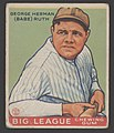 George Herman (Babe) Ruth, Big League Chewing Gum LCCN2014646962.jpg