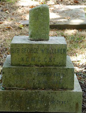 George Kellner - Monument, Kensal Green Cemetery