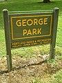 George Park sign.JPG