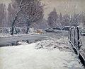 Georges Daubner-Paysage d'hiver (1921).jpg