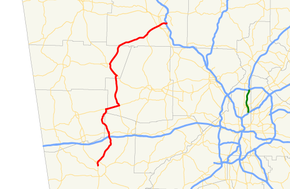 Georgia state route 113 map.png