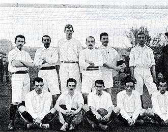 1. FC Lokomotive Leipzig - The team that won the first German league championship in 1903.