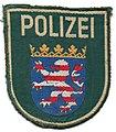 Germany - Polizei Hessen (woven) (4518425637).jpg