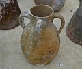 Gerreta de ceràmica comuna amb quatre anses, segles XVI-XVII, Museu Soler Blasco, Xàbia.JPG