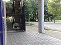 Geschiedenis van het DWL terrein (klik naar mijn tag 'plakkaat' voor full screen bord) - panoramio.jpg