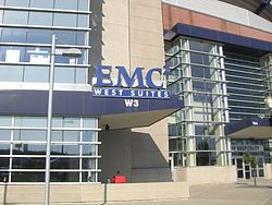 Gillette Stadium EMC Suite.JPG