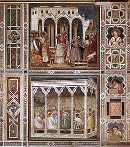 Giotto di Bondone - Decorative bands - WGA09285.jpg