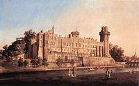 Giovanni Antonio Canal, il Canaletto - Warwick Castle - the South Front - WGA03947.jpg