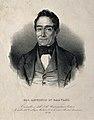 Giovanni Antonio Galvani. Lithograph by G. B. Cecchini. Wellcome V0002154.jpg