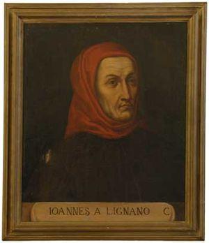 John of Legnano - John of Legnano.