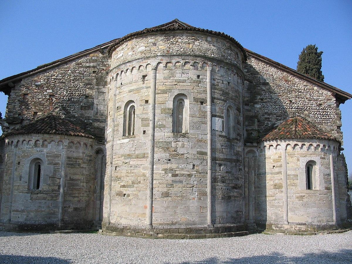 Basilica Di Santa Giulia Bonate Sotto Wikipedia