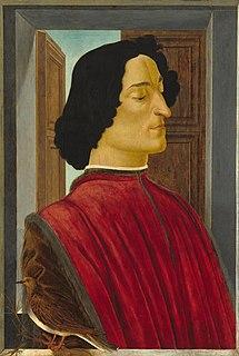 Giuliano de Medici 15th-century Italian nobleman, brother of Lorenzo the Magnificent