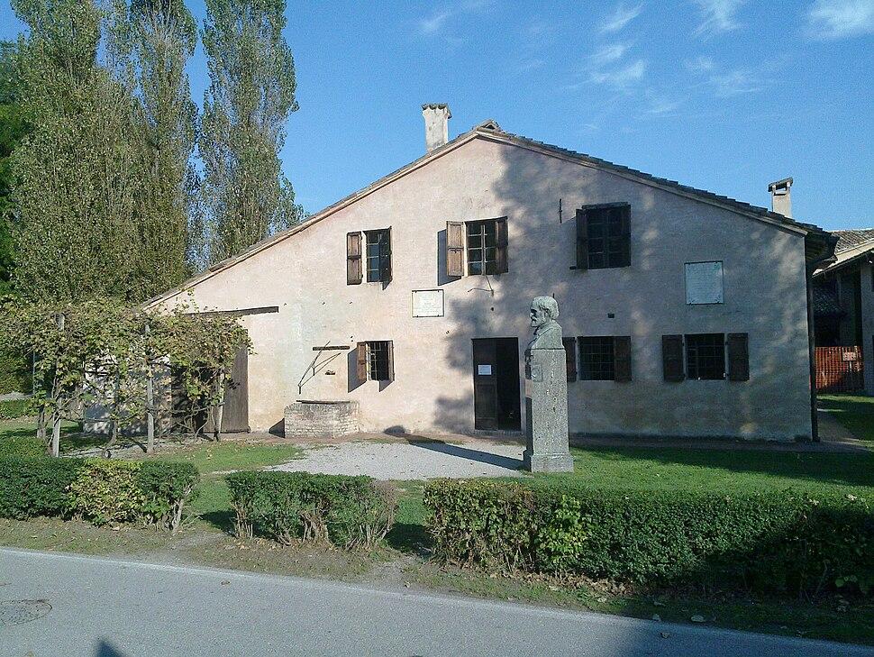 Giuseppe Verdi casa natale
