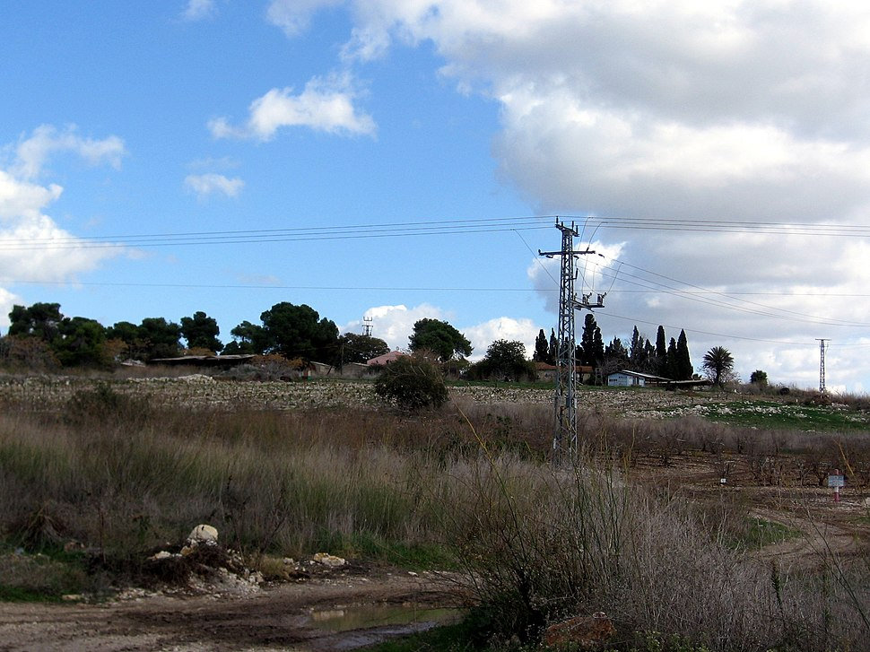 Givat Nilit view 2011