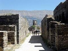 Gjirokaster, castle 3