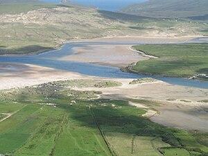Sruwaddacon Bay - Sruwaddacon estuary