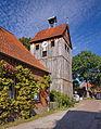 Glockenturm der St.Marienkirche im Kloster Wienhausen IMG 2093.jpg