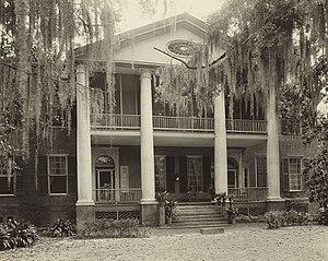 Winthrop Sargent - Image: Gloucester, Natchez, Adams County, Mississippi