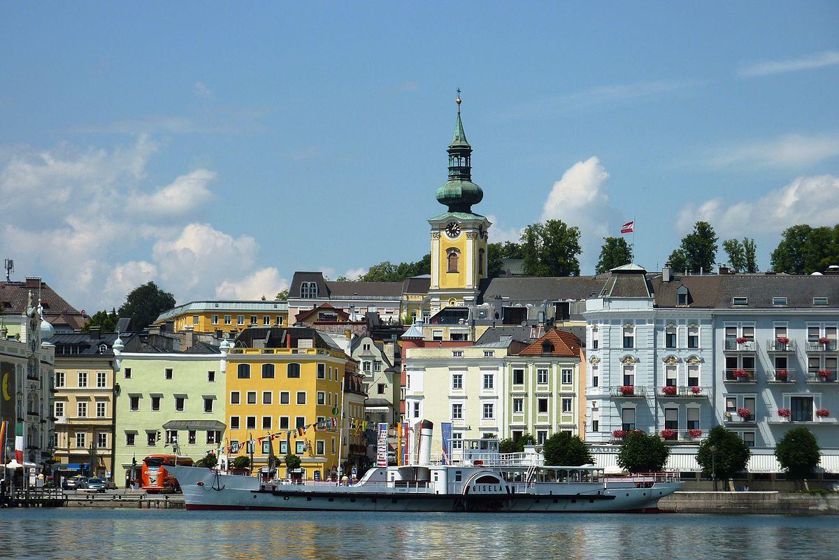 Wien Mit Zug Und Hotel