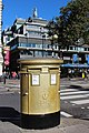Gold Post Box, Tothill Street - geograph.org.uk - 3178403.jpg