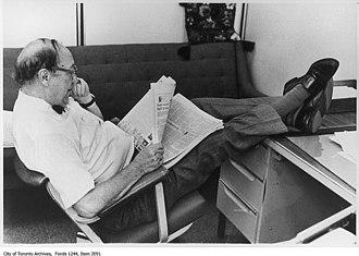 Gordon Sinclair - Sinclair in 1964