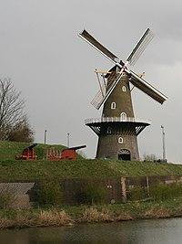 Gorinchem - De Hoop foto 1 met kanonnen.jpg