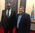 Governor Jean Maweja and Ambassador Michael Hammer.jpg