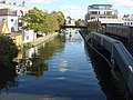 Grand Union Canal from Ladbroke Grove - geograph.org.uk - 998115.jpg