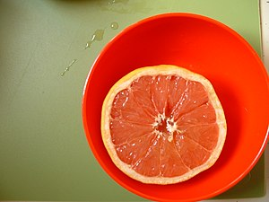 Grapefruit (half)