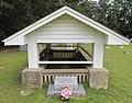 Grave House - Goshen Cemetery, Leake County, Mississippi.jpg