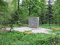 Grave of grand-mother of Maxim Gorky - Nizhny Novgorod.jpg