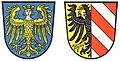 Greater and Lesser Coats of arms of Nürnberg.jpg