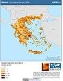 Greece Population Density, 2000 (5457013493).jpg