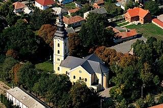 Cathedral of Hajdúdorog Church in Hajdúdorog, Hungary