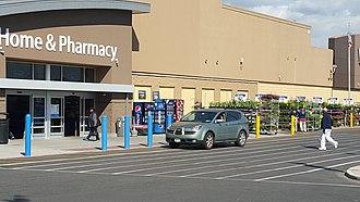 Green Acres Mall - Walmart - Green Acres Mall