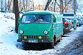 Green ErAZ-762 van in Moscow 1.jpg