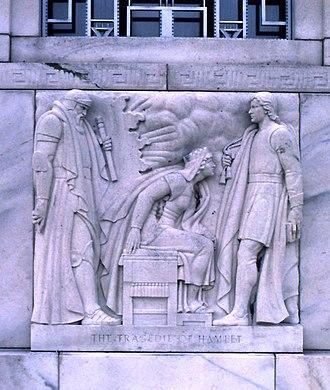 John Gregory (sculptor) - Image: Gregory Hamlet
