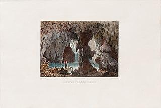 Grottes près de St. Joze