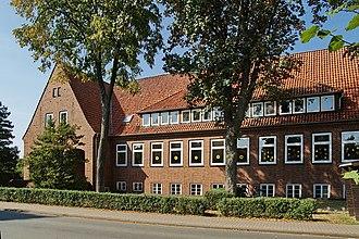Bröckel - Image: Grundschule Bröckel (Uetze) IMG 3431