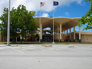 Guam International Airport Old Terminal Building2