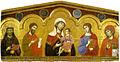 Guido da siena, madonna col bambino e santi.jpg