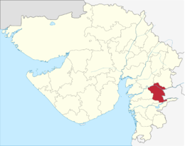 Gujarat Narmada district.png