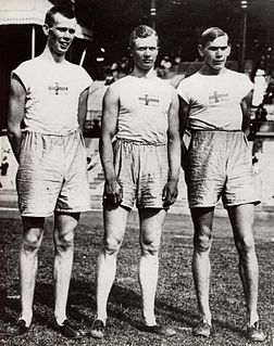Athletics at the 1912 Summer Olympics – Mens triple jump