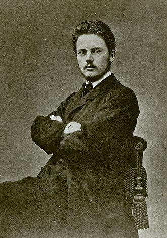 Gustaf de Laval - Gustaf de Laval 1875