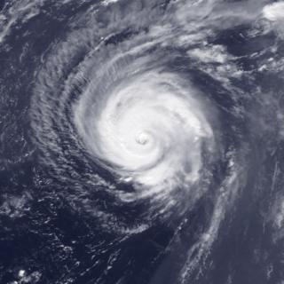 Hurricane Gustav (1990) Category 3 Atlantic hurricane in 1990
