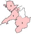 GwyneddParliamentaryConstituenciesPre2007.png