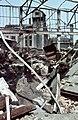 Győr, Magyar Vagon- és Gépgyár az 1944 július 2-i bombázás után. Fortepan 27116.jpg
