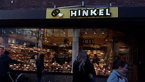 Hinkel Bakery - Image: HINKEL BAKERY
