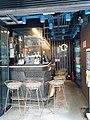 HK 上環 Sheung Wan 皇后大道中 Queen's Road Central cafe shop Saturday morning December 2019 SS2.jpg
