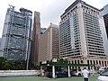 HK 中環 Central 天星碼頭多層停車場 Star Ferry Piers Carpark building roof view October 2018 SSG 02.jpg